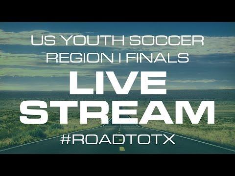 2016 US Youth Soccer Region 1 Finals - U18 Boys - Lehigh Valley United vs. Dix Hills -10:30am