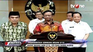 Download lagu Pemerintah Izinkan Reuni 212 Mahfud MD Itu Adalah Hak Warga Negara