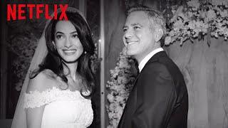 Cuando George Clooney conoció a Amal   No necesitan presentación con David Letterman   Netflix HD