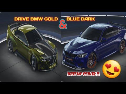 ASPHALT 9 LEGENDS | Review Car 2 BMW Gold and Blue Dark