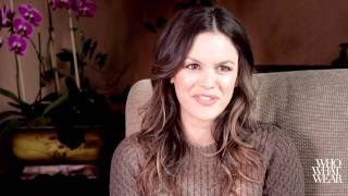 Our Exclusive Look at Rachel Bilson's Lucky Shoot!