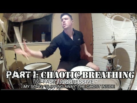 Drum out Depression : Dynamic Drumming Meditation - YouTube