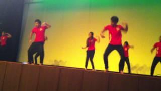 Misba performance on SGGSCC Freshers 2011
