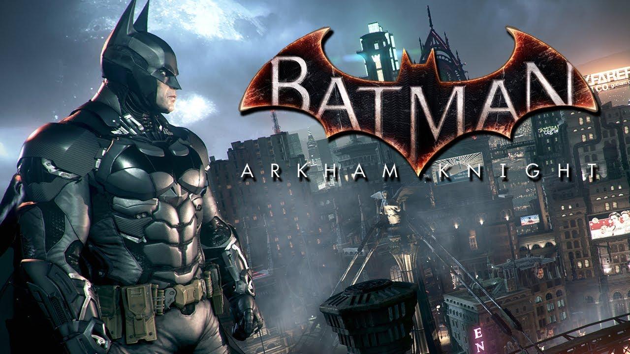 Batman Arkham Knight Gameplay Ps4 Amp Xbox One E3 2014 Doovi
