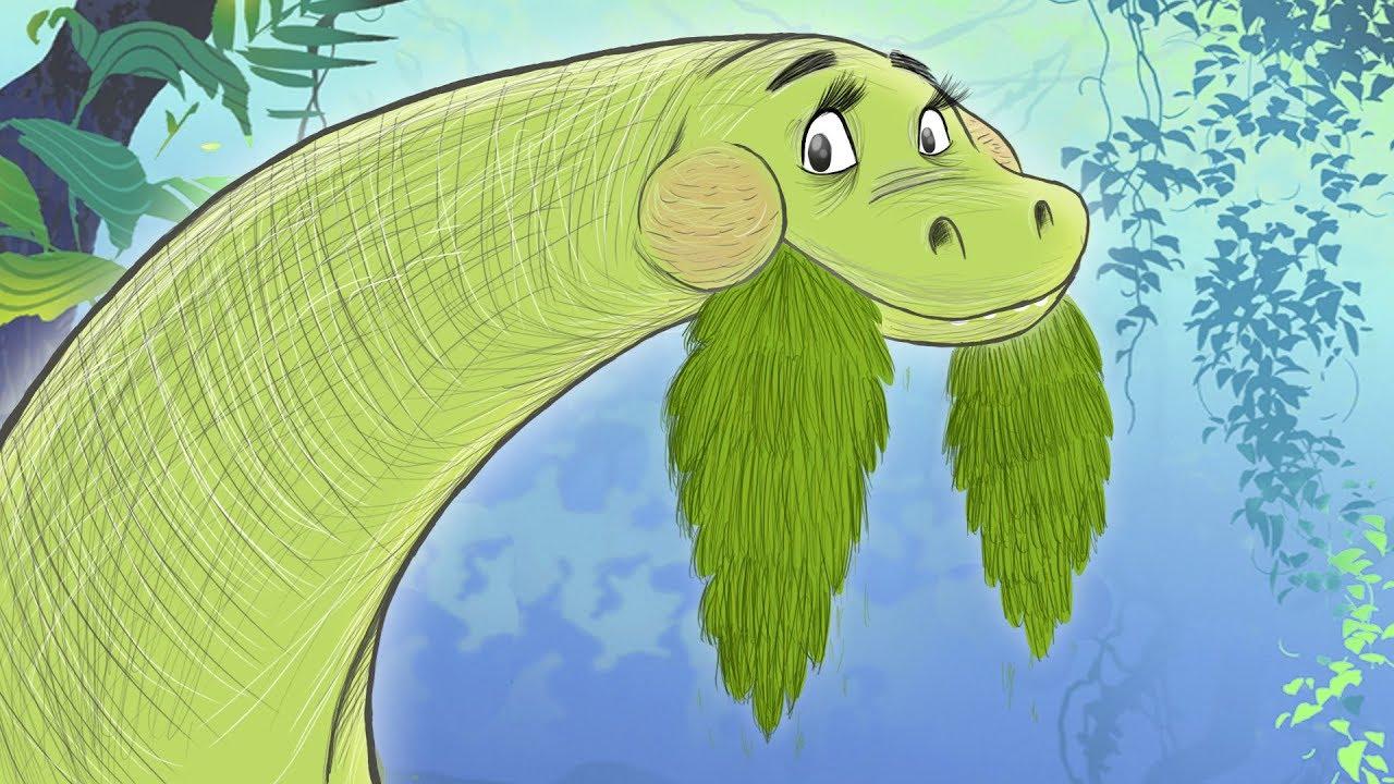 9 Herbivore Dinosaurs for Kids – Plant Eating Dinosaurs ...