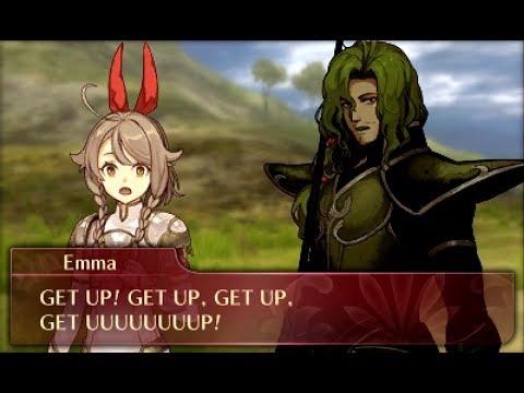 Fire Emblem Echoes: Shadows of Valentia - DLC: Cipher Legends I