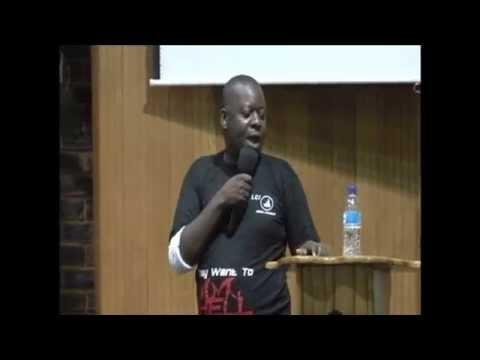 Oscar The General Stand-up comedy - live at LCI Pretoria