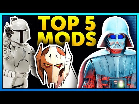 Top 5 Mods of the Week - Star Wars Battlefront 2 Mod Showcase #48 thumbnail