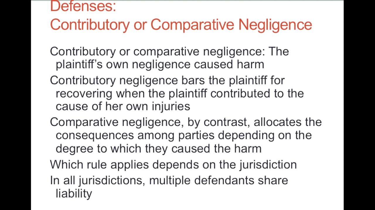 negligence tort and position statement Identifying some key similarities and differences of the law of contract and the tort of negligence so in the position that the financial statements.