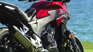 Honda CB500X Motorcycle Experience Road Test