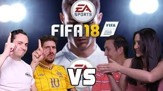 Torneo FIFA 18: Extraordinerd vs Deportología