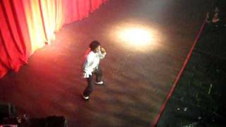 MICHAEL JACKSON IMPERSONATOR TRIBUTE AT WEBSTER HALL - DJ MIKE CHACH