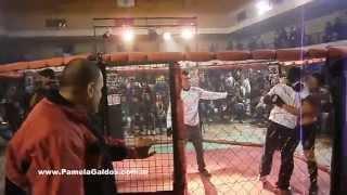 Jesus Jakimenko VS Matias Castillo, MMA Los Toldos, Pamela Galdos Fiscal