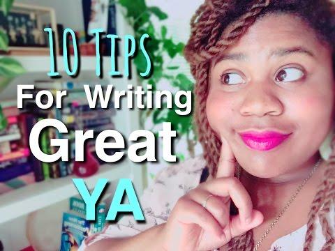 10 Tips For Writing Great YA Fiction | NaNoWriMo