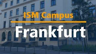 Studenten der ISM Frankfurt/Main stellen ihren Campus vor.
