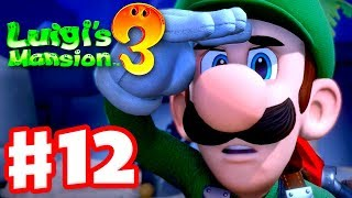 Luigi's Mansion 3 - Gameplay Walkthrough Part 12 - Super Sucking! Pirate Ship! (Nintendo Switch)