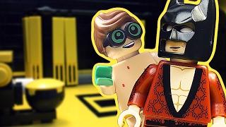 Lego Batman Shower Surprise