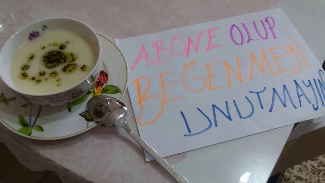 Şehriyeli Yoğurt Çorbası Tarifi Videosu