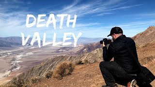 DEATH VALLEY - CONHECENDO O VALE DA MORTE