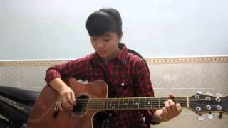 Cát bụi - Guitar solo - Khánh Vy