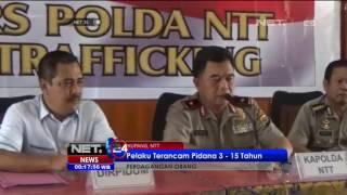 Puluhan Pelaku Perdagangan Orang Ditangkap Polisi - NET24