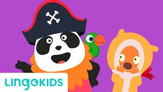 We're Going on a Treasure Hunt - Songs for Kids | Lingokids - School Readiness in English