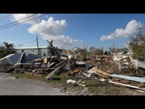 Florida Keys residents return home to assess damage
