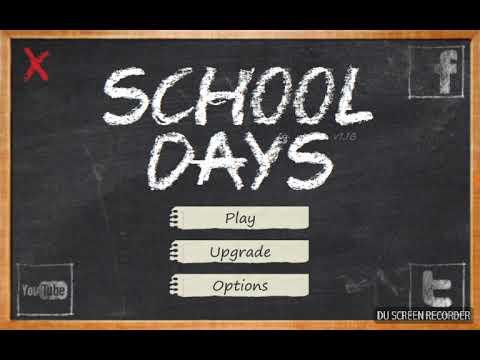 School daze |