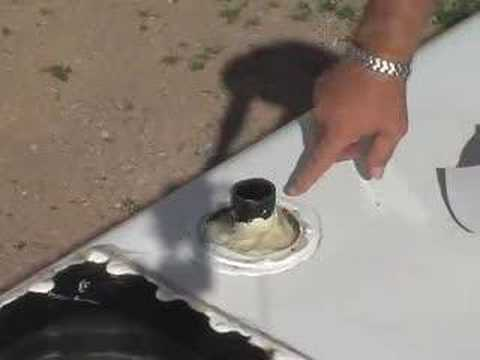 Rv Holding Tank Odors Gone With The Wind Youtube