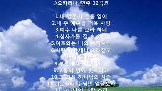 사랑콩이♡ 오카리나연주곡모음 11곡 (35분 재...
