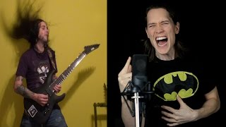 331EROCK & PELLEK - TAKE ON ME (Metal Cover)