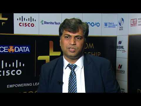 Ravishankar Rai(MD-Savitri Group) talks on digital telecom for digital India