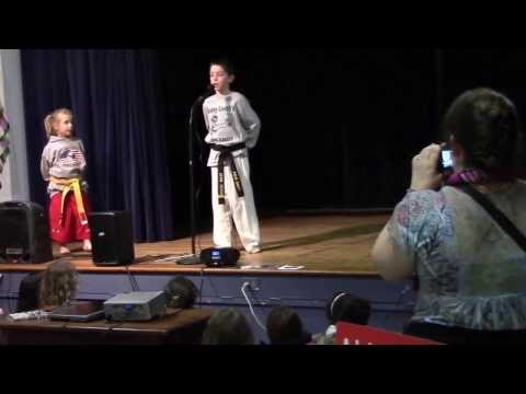 Haddonfield Friends School Talent Show 2014 (Partial)