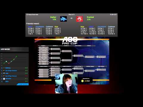 SEA betting with Lily ~ 22 Feb 2014, Dota 2 Lounge bets