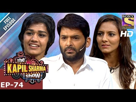 Thumbnail: The Kapil Sharma Show - दी कपिल शर्मा शो-Ep-74-Phogat Sisters In Kapil's Show–15th Jan 2017
