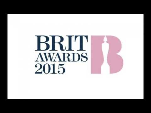 Ed Sheeran Bloodstream Live at BRIT awards 2015