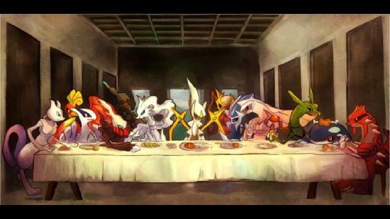 Legendary Pokemon Hierarchy: Myths and Legends #15 - YouTube