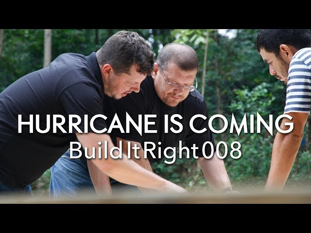 Hurricane Florence is Coming | #BuildItRight 008