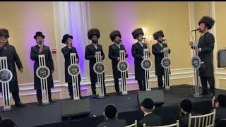 Shira Choir Singing At Wedding Of Choir Founder, Shrage Feivel Gold
