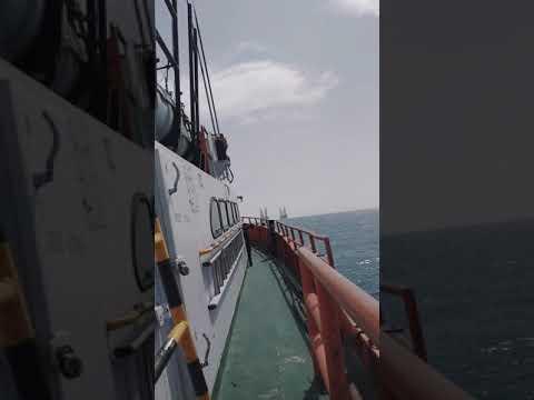 Rigs in Mumbai Offshore