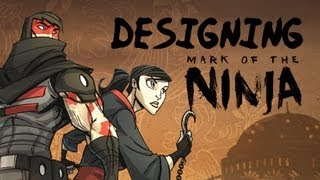 Anatomy of a Stealth Game: Designing Mark of the Ninja