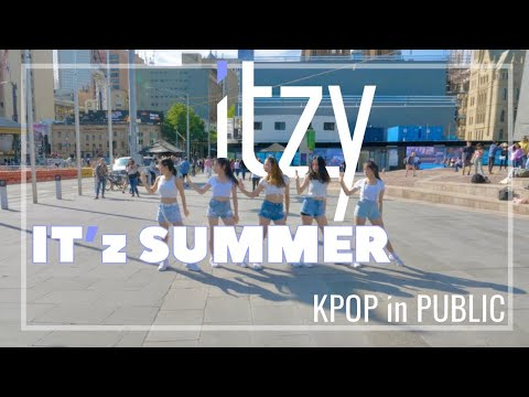 """[KPOP IN PUBLIC] ITZY(있지) – """"IT'z SUMMER"""" + PART SWITCH 