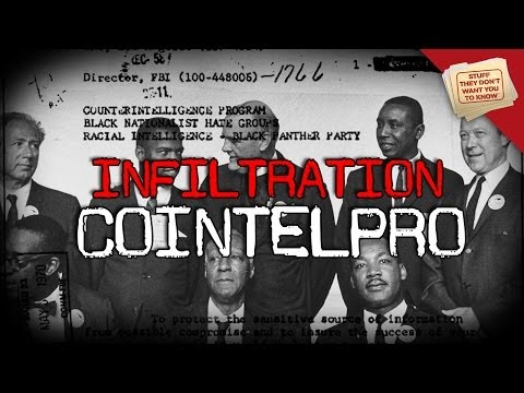 Infiltration: COINTELPRO