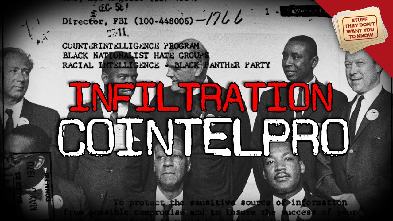 Image result for Modern-Day Version of COINTELPRO'