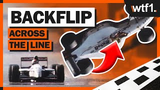 8 Of The Strangest Endings To An F1 Race
