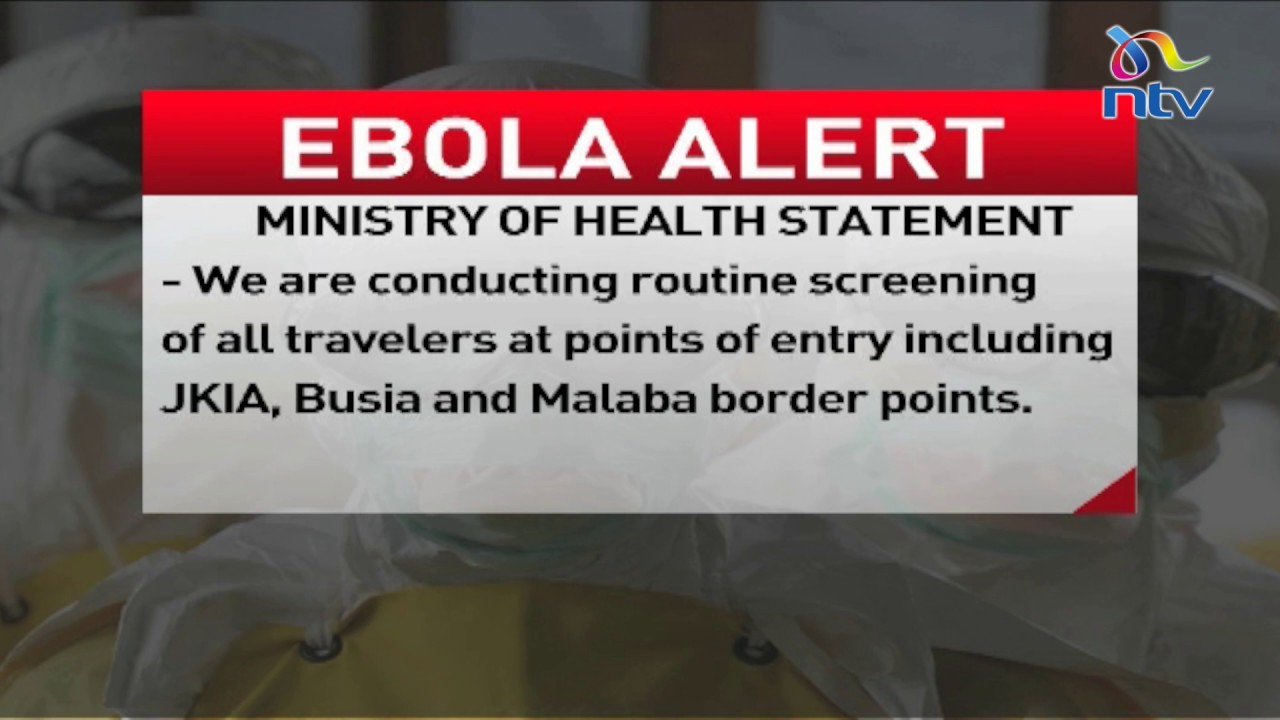 There Is A New Ebola Virus Outbreak In The Democratic Republic Of Congo