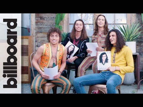 Greta Van Fleet Play 'How Well Do You Know Your Bandmates?' | Billboard