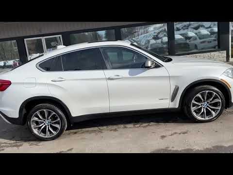2017 BMW X6 xDrive35i For Sale