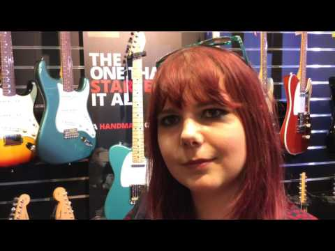 PLYMOUTH STUDENTS GO TO A MUSIC SHOP IN HELSINKI!
