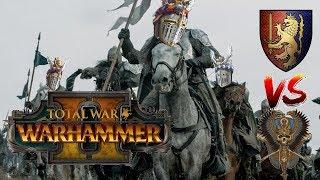 Bretonnia vs Tomb Kings | THE KNIGHTS OF BRETONNIA: Total War Warhammer 2